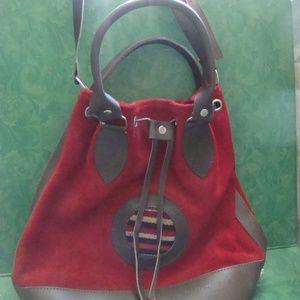 Handbags - Bolivia 100% Leather Shoulder/Carry Bag